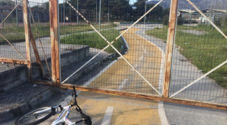 Ποδηλατόδρομος «στοπ»