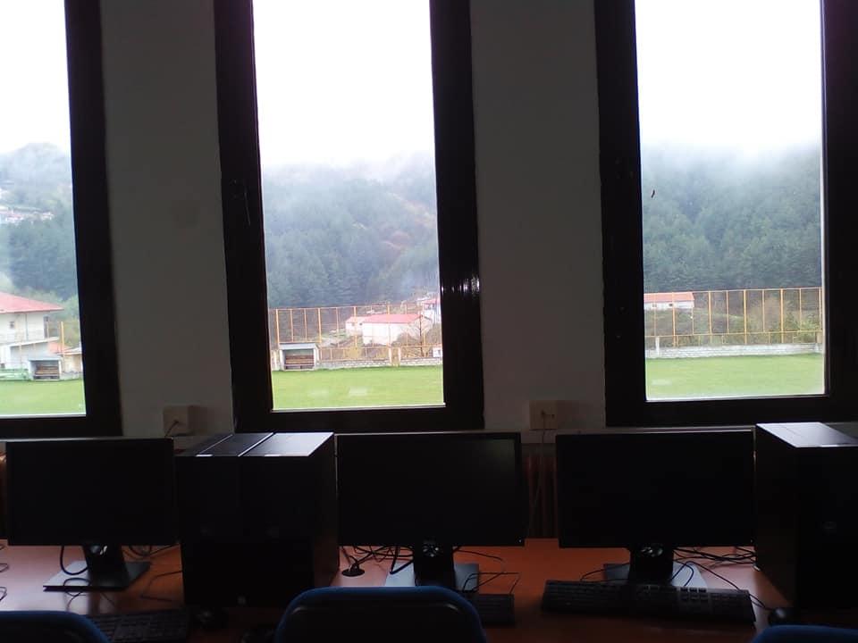 Γυμνάσιο με Λυκειακές τάξεις Βερδικούσας - Μια διαφορετική εμπειρία
