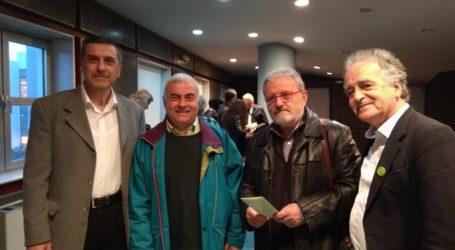 Με τον Νίκο Χρυσόγελο συναντήθηκε ο Γιάννης Κωστής