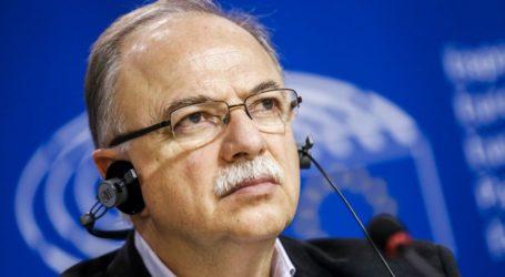 Πολιτική εκδήλωση του ΣΥΡΙΖΑ στον Βόλο με τον Δημήτρη Παπαδημούλη