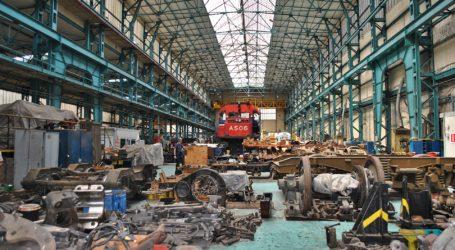 Νέο λουκέτο; – Στην Αυστρία οι εργασίες που έκανε το εργοστάσιο του ΟΣΕ στον Βόλο