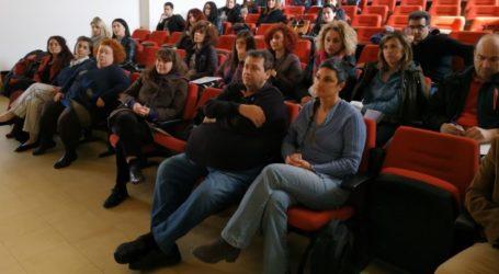 Σεμινάριο με θέμα «Η τέχνη ως εργαλείο εκπαίδευσης των κρατούμενων» πραγματοποιήθηκε στη Λάρισα