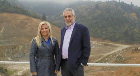 50 εκατομμύρια ευρώ για έργα στον Αλμυρό