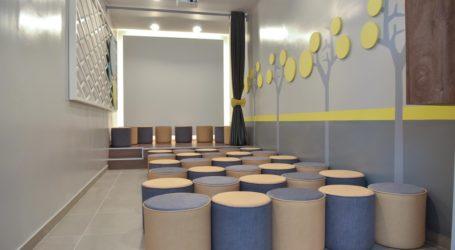 Βόλος: Νέος Πολυχώρος Δημιουργικής Απασχόλησης παιδιών στην Ανάληψη [εικόνες]