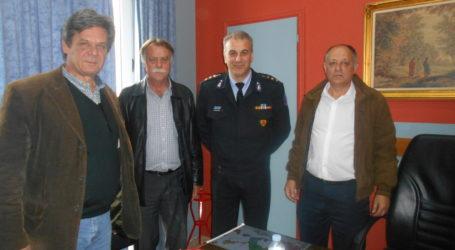 Απ. Ριζόπουλος: «Ο δήμος πρέπει να προχωρήσει άμεσα σε όλα τα απαραίτητα μέτρα προστασίας ενόψει της αντιπυρικής περιόδου»