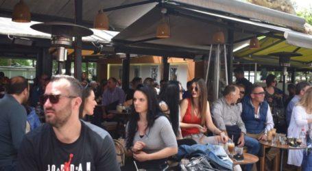 Καλοκαιρινές θερμοκρασίες το Μ. Σάββατο στη Λάρισα – Πάνω από τους 30 βαθμούς η θερμοκρασία