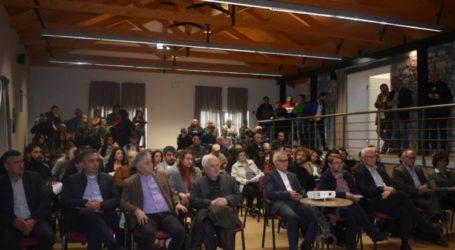 Παρουσιάστηκαν οι βραβευμένες προτάσεις για την αξιοποίηση της έκτασης του ΕΘΙΑΓΕ στη Λάρισα (φωτο)