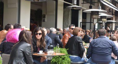 Μεγάλη Πέμπτη και καφές πάνε χέρι-χέρι στη Λάρισα – Δείτε φωτορεπορτάζ