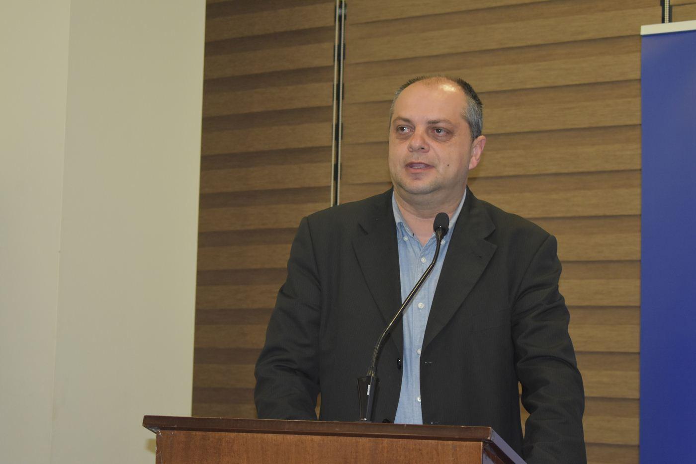 Β. Μιχαλολιάκος από Λάρισα: «Σε αυτές τις ευρωεκλογές πάμε για μια δυνατή Ελλάδα και μια καλύτερη Ευρώπη»