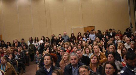 Πλήθος κόσμου στην παρουσίαση βιβλίου του Δημήτρη Κουρέτα (φωτο)