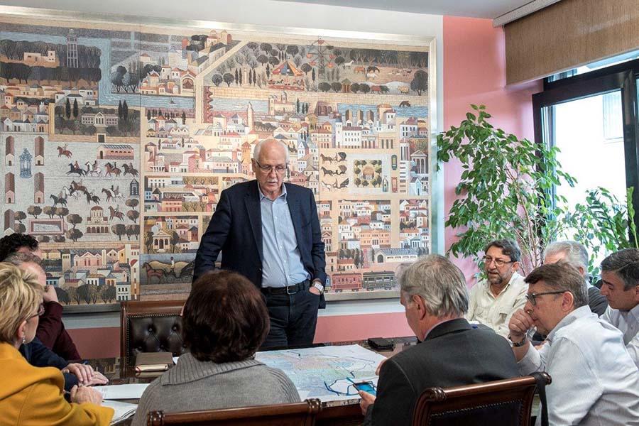 Καλογιάννης: Στη Λάρισα και τα χωριά υλοποιήθηκε πρωτόγνωρο έργο - Γίνεται προσπάθεια να εμφανιστεί το «άσπρο μαύρο»