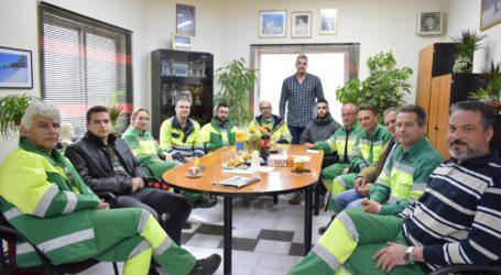 Βόλος: Βράβευση φοιτητών από την Ένωση Προσωπικού Βιομηχανίας Τσιμέντων Βόλου