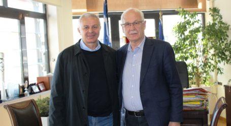 Στην εκλογική μάχη με την «Συμπαράταξη» και ο Γιάννης Αλεξούλης