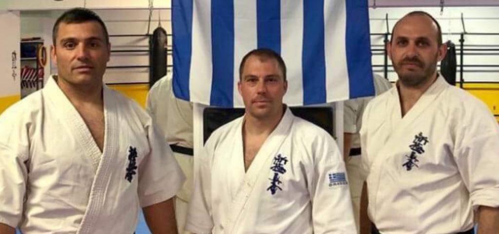 a4098f5dbeb Ευρωπαικό Πρωτάθλημα Ανδρών-Γυναικών Shinkyokushinkai στο Βίλνιους της  Λιθουανίας - TheNewspaper.gr
