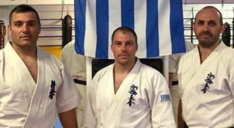 Ευρωπαικό Πρωτάθλημα Ανδρών-Γυναικών Shinkyokushinkai στο Βίλνιους της Λιθουανίας