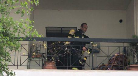 Συναγερμός για καπνούς σε διαμέρισμα στο κέντρο της Λάρισας – Δείτε φωτογραφίες