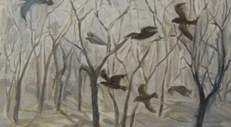 Έκθεση έργων του Κώστα Μπομπού με τίτλο «Ασώματες Κεφαλές» στον Βόλο