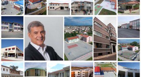 116 διαγενεακά έργα για την εκπαίδευση στη Θεσσαλία – Αγοραστός: Είναι έργα που αφήνουν πίσω τους μέλλον