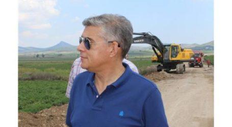 Στην υδροδότηση ποιμνιοστασίων στη Ροδιά με έργο 230.000 ευρώ προχωρά η Περιφέρεια Θεσσαλίας