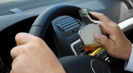 Συνελήφθη μεθυσμένος οδηγός στη Σκιάθο