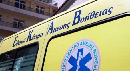 Αυτοκίνητο παρέσυρε άντρα έξω από τη Μητρόπολη Λάρισας στην Ιωαννίνων