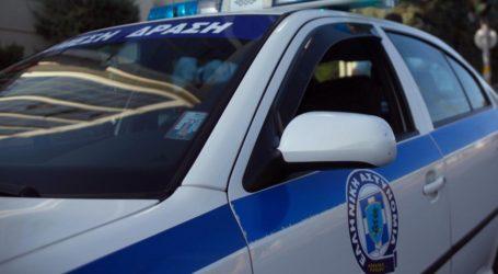 Βόλος: Προκάλεσε φθορές σε ΙΧ αυτοκίνητο και συνελήφθη