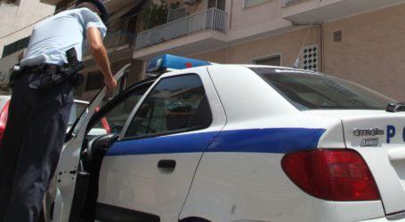 Βόλος: Ζευγάρι κατέληξε στο κρατήτηριο μετά από καβγά