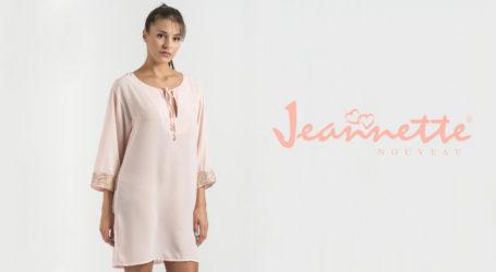 Βρείτε την ανοιξιάτικη συλλογή της Jeannette στο κατάστημα Beau Bra