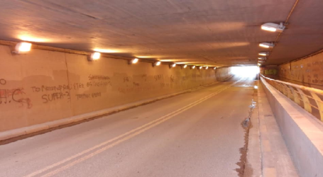 Κλειστή αύριο Τετάρτη μέχρι το απόγευμα η υπόγεια διάβαση της Εχεκρατίδα – Θα τοποθετηθούν νέα φωτιστικά