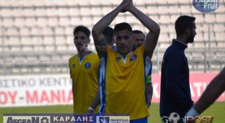 """""""Καμπάνα"""" τριών αγωνιστικών για Ρόβα και Ντινιωτάκη"""