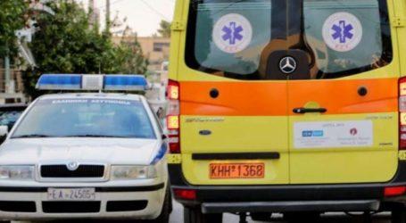 Λάρισα: Άνδρας βρέθηκε νεκρός στην αυλή του σπιτιού του