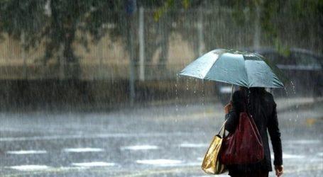 Βροχερός ο καιρός στον Βόλο τη Δευτέρα