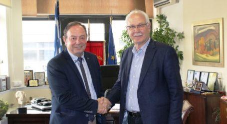 """Υποψήφιος με τη """"Συμπαράταξη Λαρισαίων"""" ο Σωτήρης Βούλγαρης"""