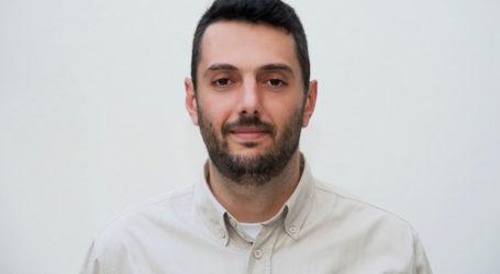Υποψήφιος ευρωβουλευτής με την ΑΝΤΑΡΣΥΑ ο Βολιώτης Νίκος Κανελλής