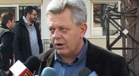 """Υποψήφιος ευρωβουλευτής με την """"Πλεύση Ελευθερίας"""" ο Λάμπρος Καραγιώργος"""