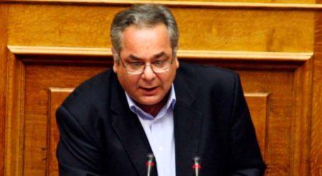 Λαμπρούλης: Η κυβέρνηση τα δίνει όλα στο κεφάλαιο με το νομοσχέδιο για τις Στρατηγικές Επενδύσεις