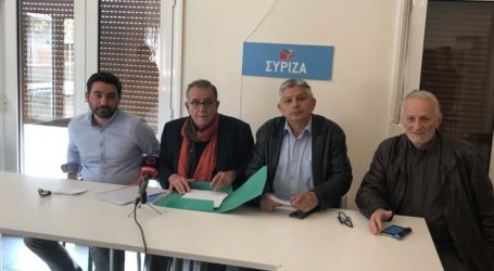 Μουζάλας από Λάρισα: 15-20 φασίστες αποδοκιμάζουν στελέχη του ΣΥΡΖΙΑ στη Βόρεια Ελλάδα