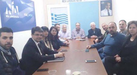 ΝΙΔΕ Λάρισας: Συνεδρίασαν για να οργανωθούν ενόψει των επερχόμενων πολλαπλών εκλογικών αναμετρήσεων