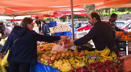 Νέες θέσεις στις λαϊκές αγορές της Νέας Ιωνίας Βόλου