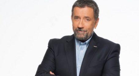 Ανανέωσε ο Σπύρος Παπαδόπουλος με τον ΣΚΑΙ! Συνεχίζει γι' ακόμα δύο χρόνια στον σταθμό