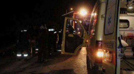Θανατηφόρο τροχαίο έξω από τη Λάρισα – Νεκρός 56χρονος