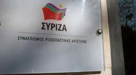 Ο ΣΥΡΙΖΑ Λάρισας για την επέτειο της Εργατικής Πρωτομαγιάς
