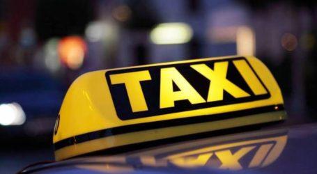 Χειροπέδες σε ταξιτζή που μετέφερε παράτυπους μετανάστες στον Αλμυρό