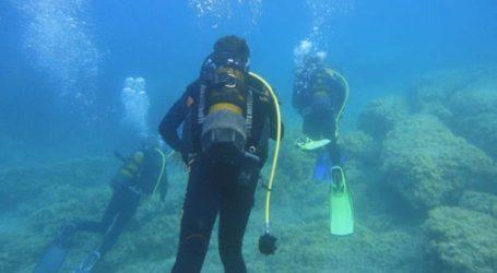 Υποβρύχιες ξεναγήσεις στην Αλόννησο