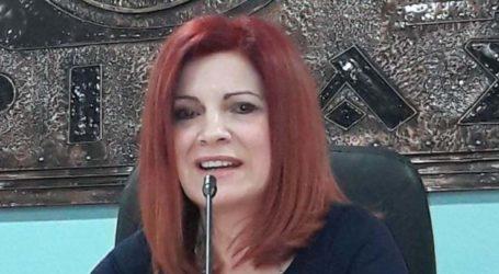 Η Λαρισαία Καλλιόπη Τζίκα αντιπρόεδρος του Εθνικού Επιμελητηριακού Δικτύου Ελληνίδων Γυναικών Επιχειρηματιών