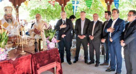 Σε θρησκευτικές εκδηλώσεις στο Δήμο Κιλελέρ ο Θ. Νασιακόπουλος