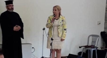 Δ. Κολυνδρίνη: Ενισχύσαμε με κατάλληλο νερό το δίκτυο του Αερινού