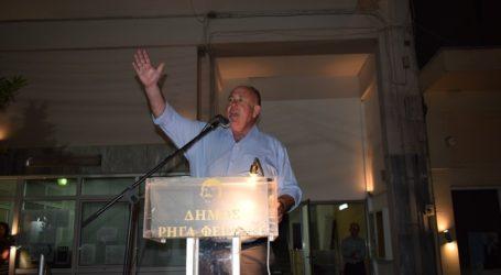 Σαρωτική νίκη για τον Δημήτρη Νασίκα στον Δήμο Ρ. Φεραίου