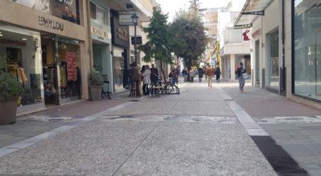 «Οχι» από τους εμποροϋπαλλήλους του Βόλου στο άνοιγμα των καταστημάτων την Κυριακή