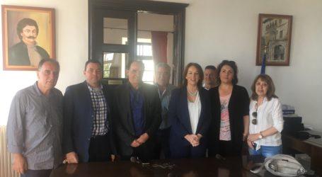 Περιοδείες υποψηφίων περιφερειακών συμβούλων της παράταξης «Η Θεσσαλία στην καρδιά μας» με υποψήφιο περιφερειάρχη τον Νίκο Τσιλιμίγκα